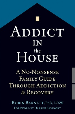 Addict in the house : a no-nonsense family guide through addiction & recovery / Robin Barnett, EdD, LCSW