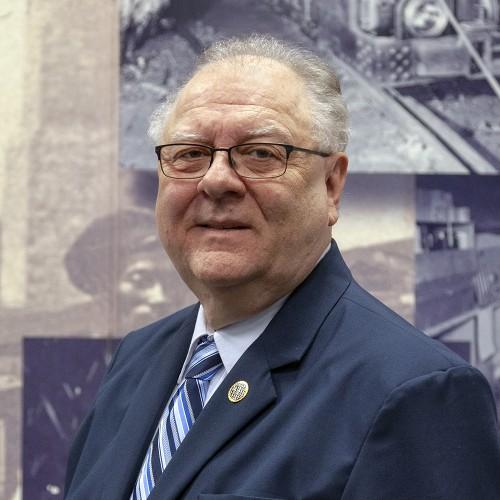 Photo of Alan Hall