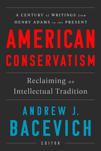 American Conservatism book cover