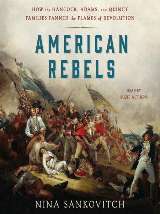 American Rebels book cover