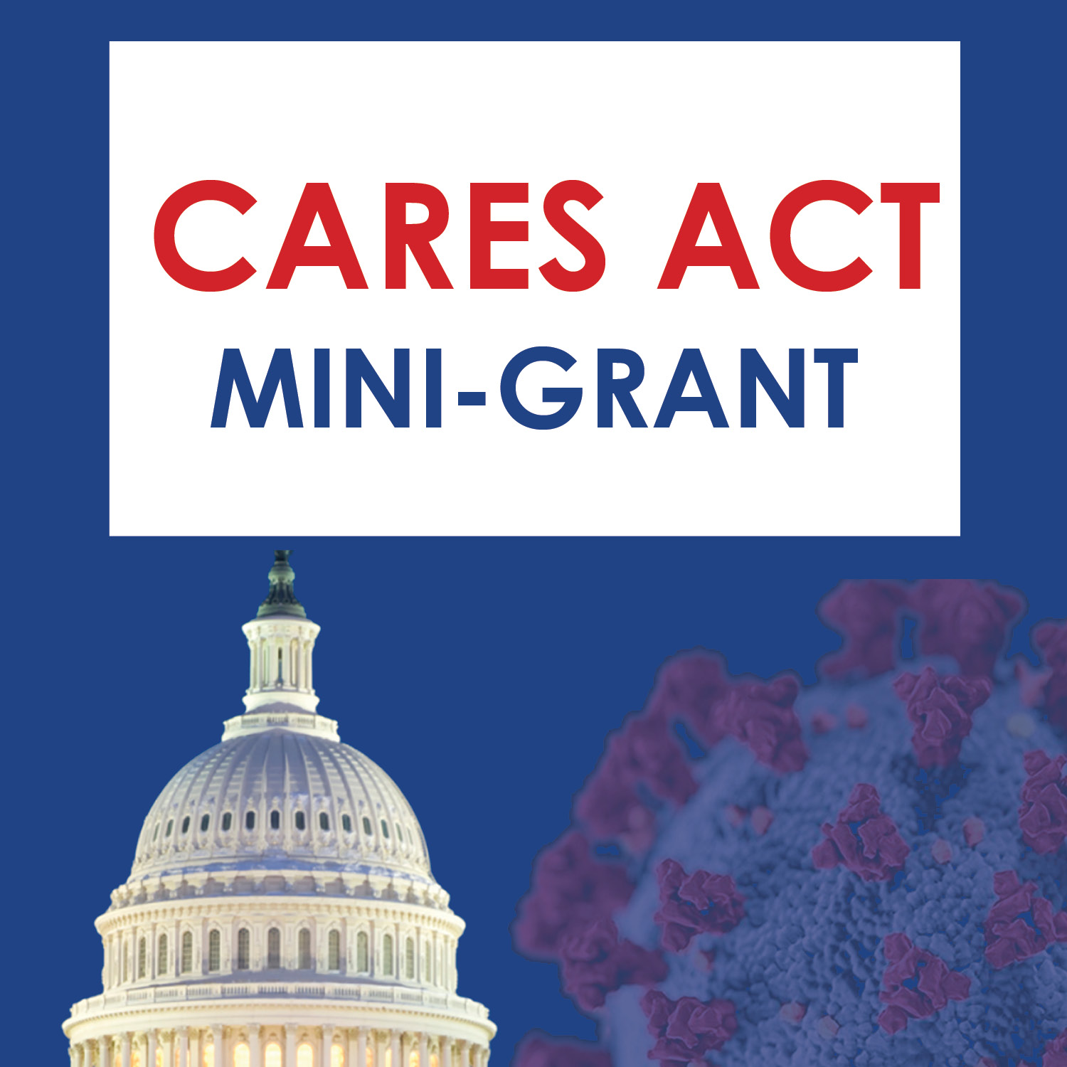 CARES ACT graphic