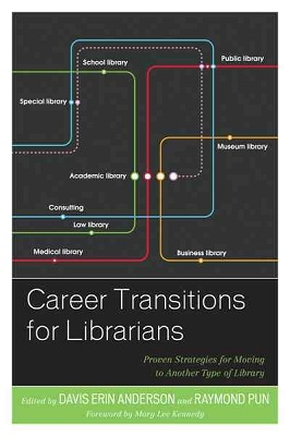 Career transitions for librarians : proven strategies for moving to another type of library / edited by Davis Erin Anderson, Raymond Pun