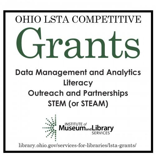 Ohio LSTA - Competitive Grants graphic