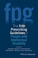 cover for The Frith prescribing guidelines for people with intellectual disability