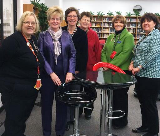 State Librarian Visit to Jonathan Alder High School