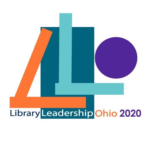 Library Leadership Ohio 2020 logo
