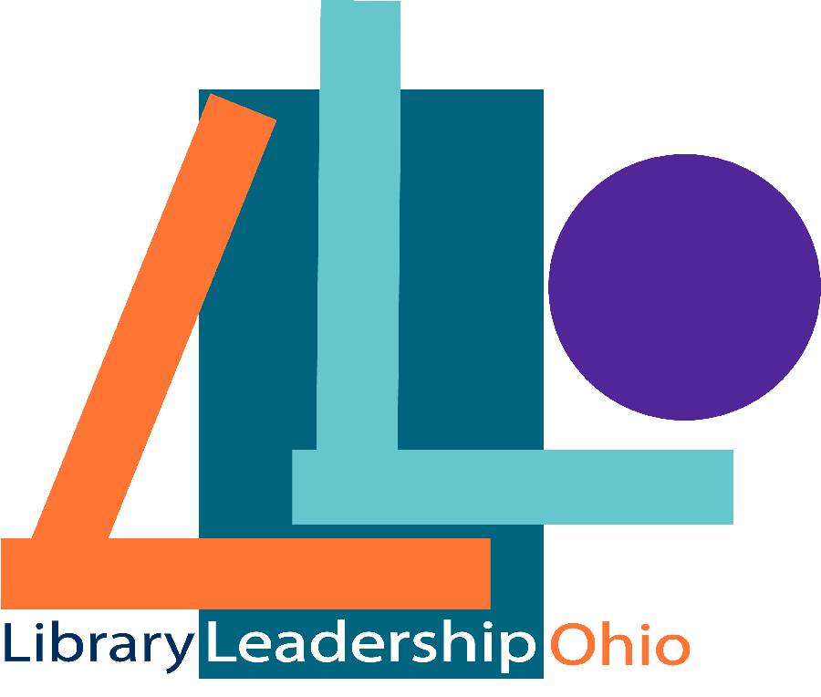 Library Leadership Ohio logo