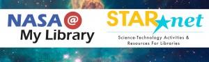 NASA at my Library and Starnet header