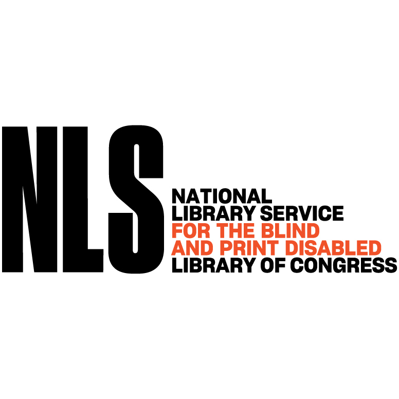 National Library Service for the Blind and Print Disabled Library of Congress logo