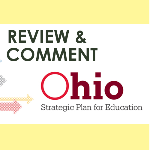 Review and Comment on ODE Strategic Plan