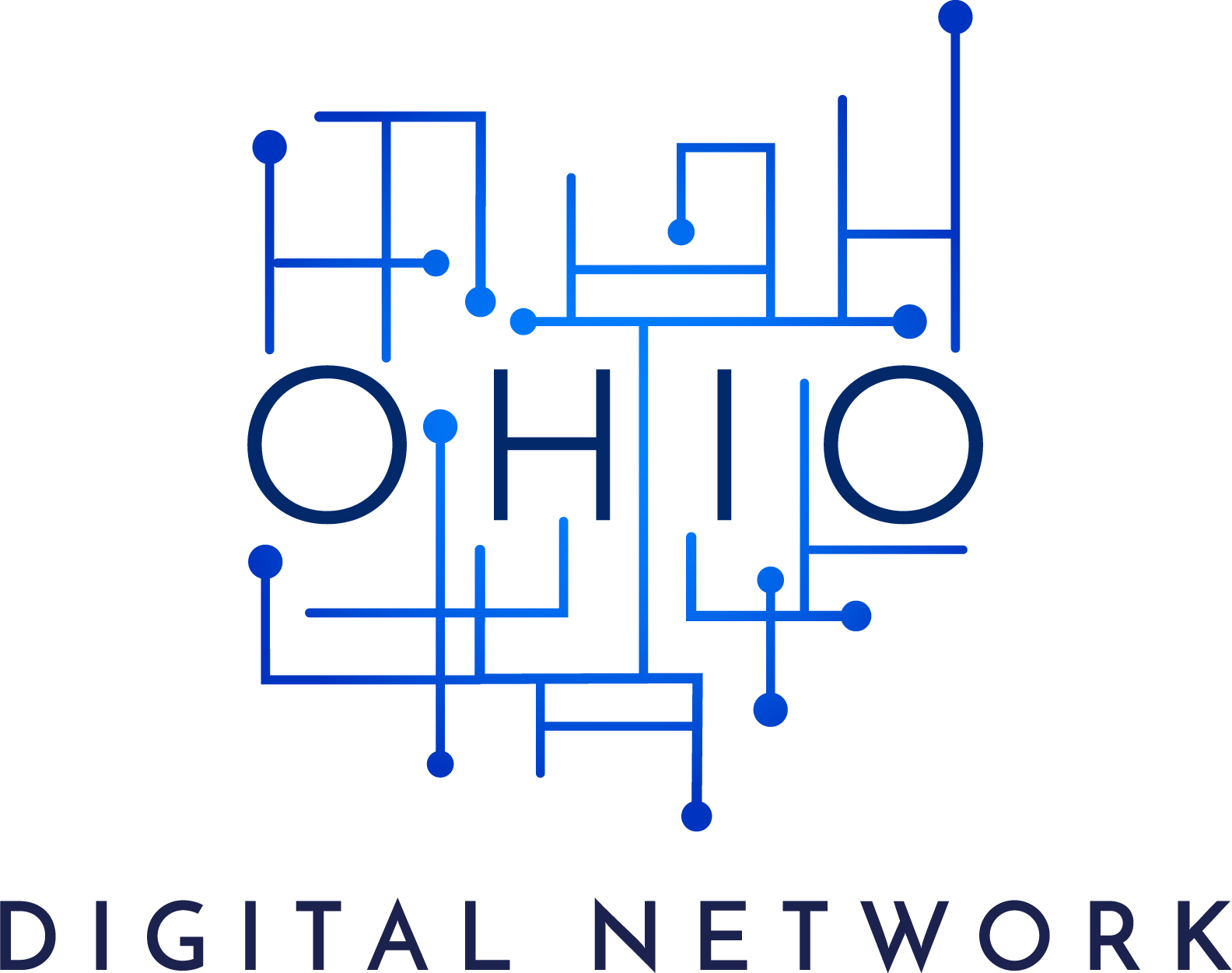 Ohio Digital Network logo