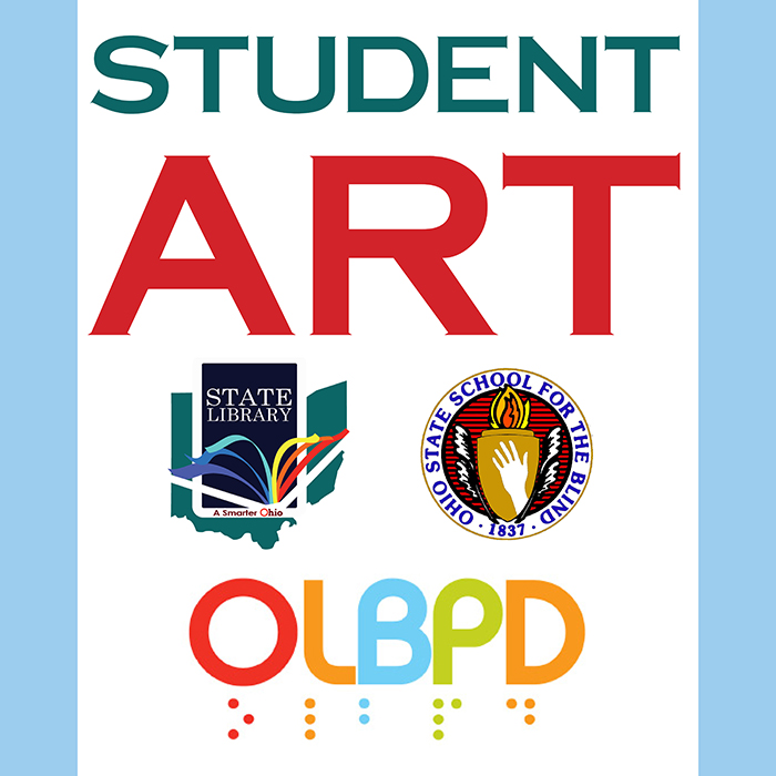Graphic for OSSB student art show