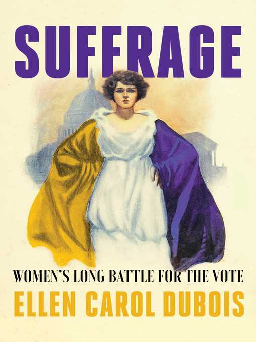 Suffrage book cover