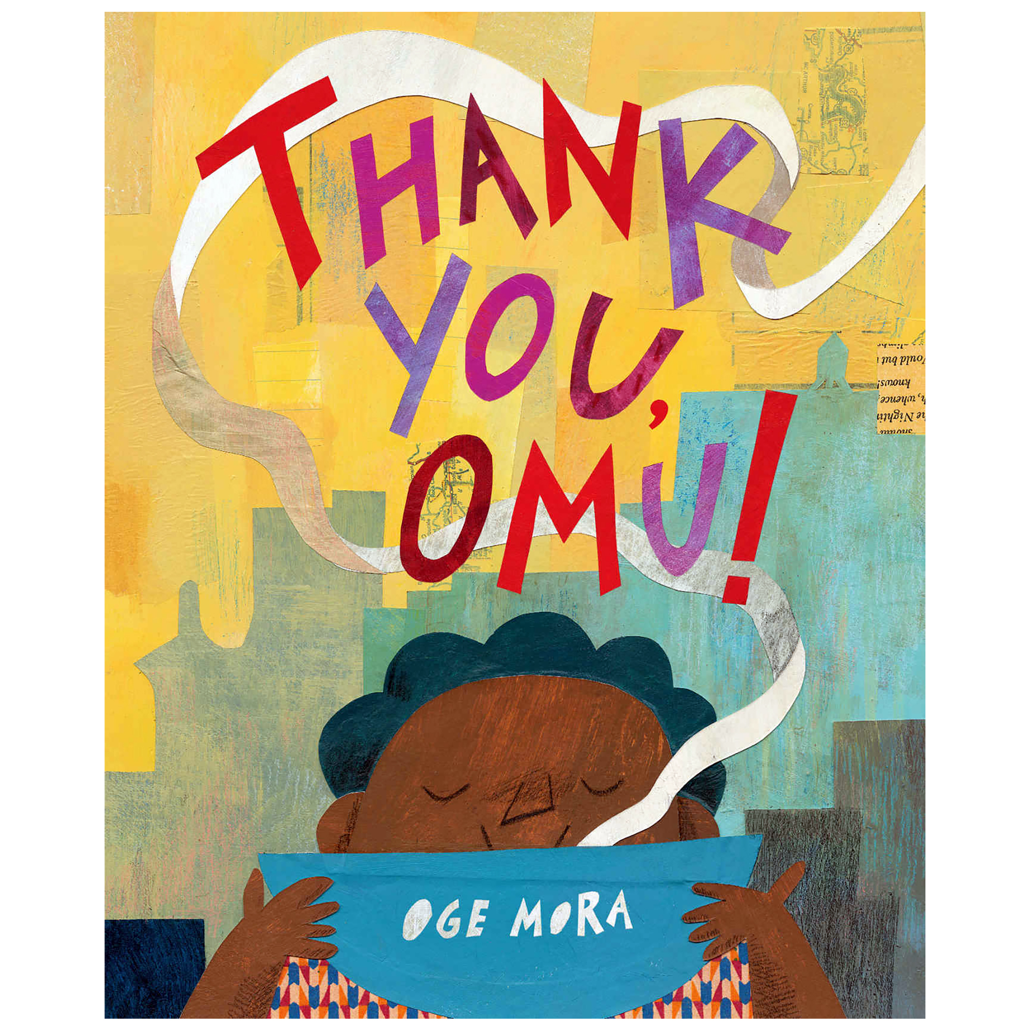 Thank You, Omu! book cover