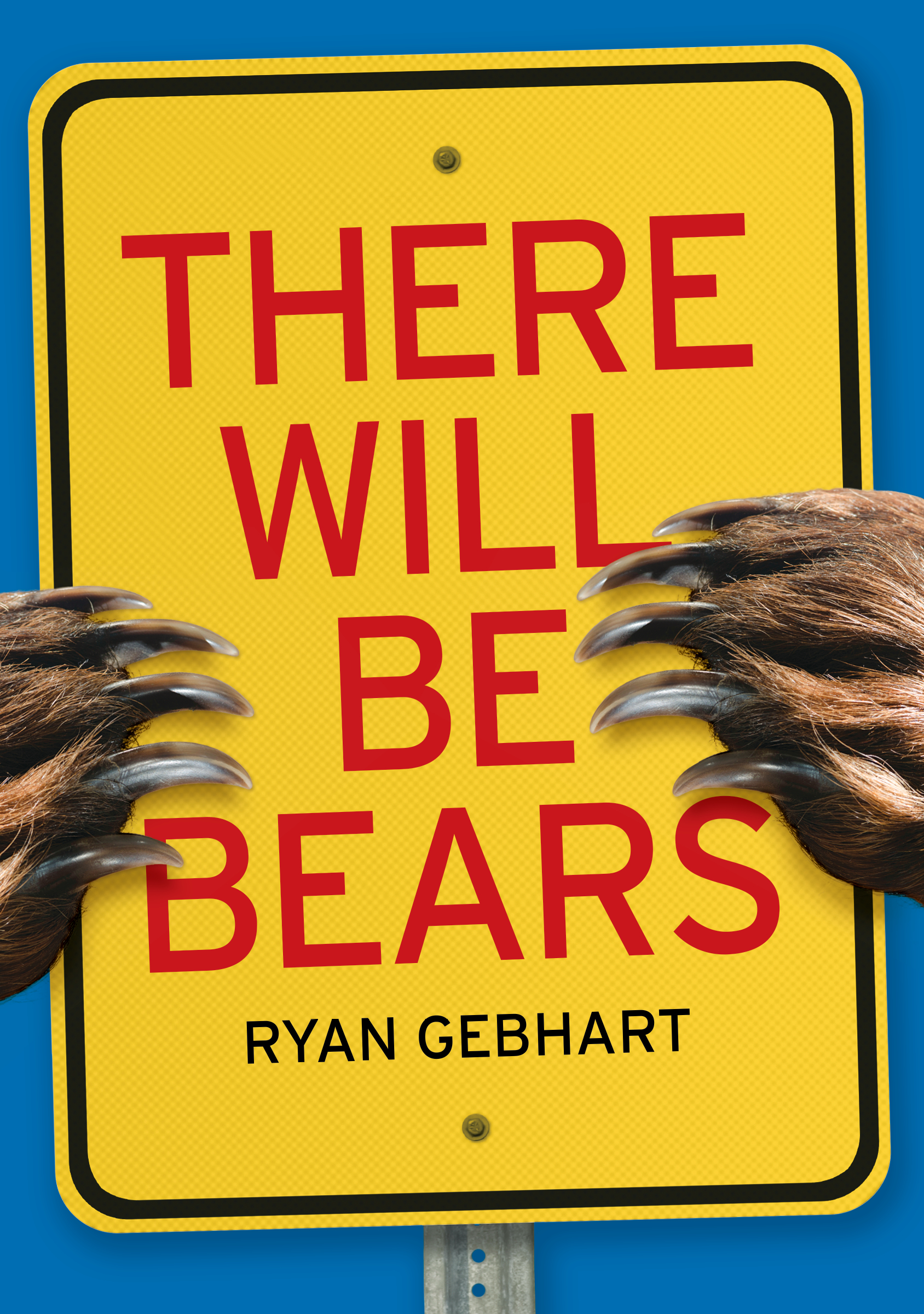 There Will Be Bears book covers