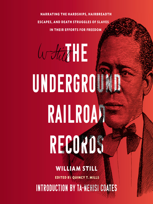 The Underground Railroad Records book covers