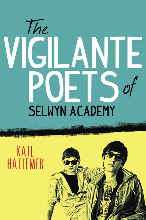 The Vigilante Poets of Selwyn Academy book cover