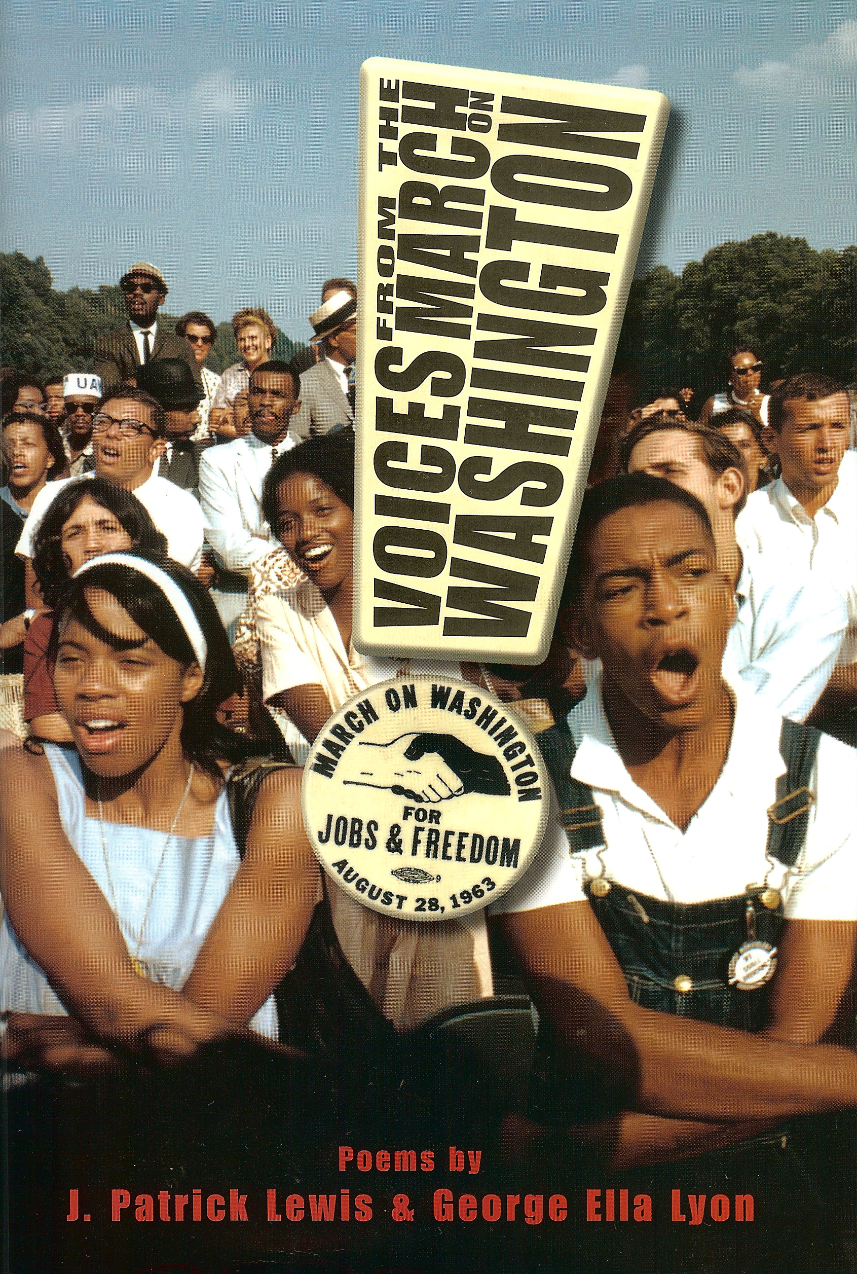 Voices from the March on Washington book cover
