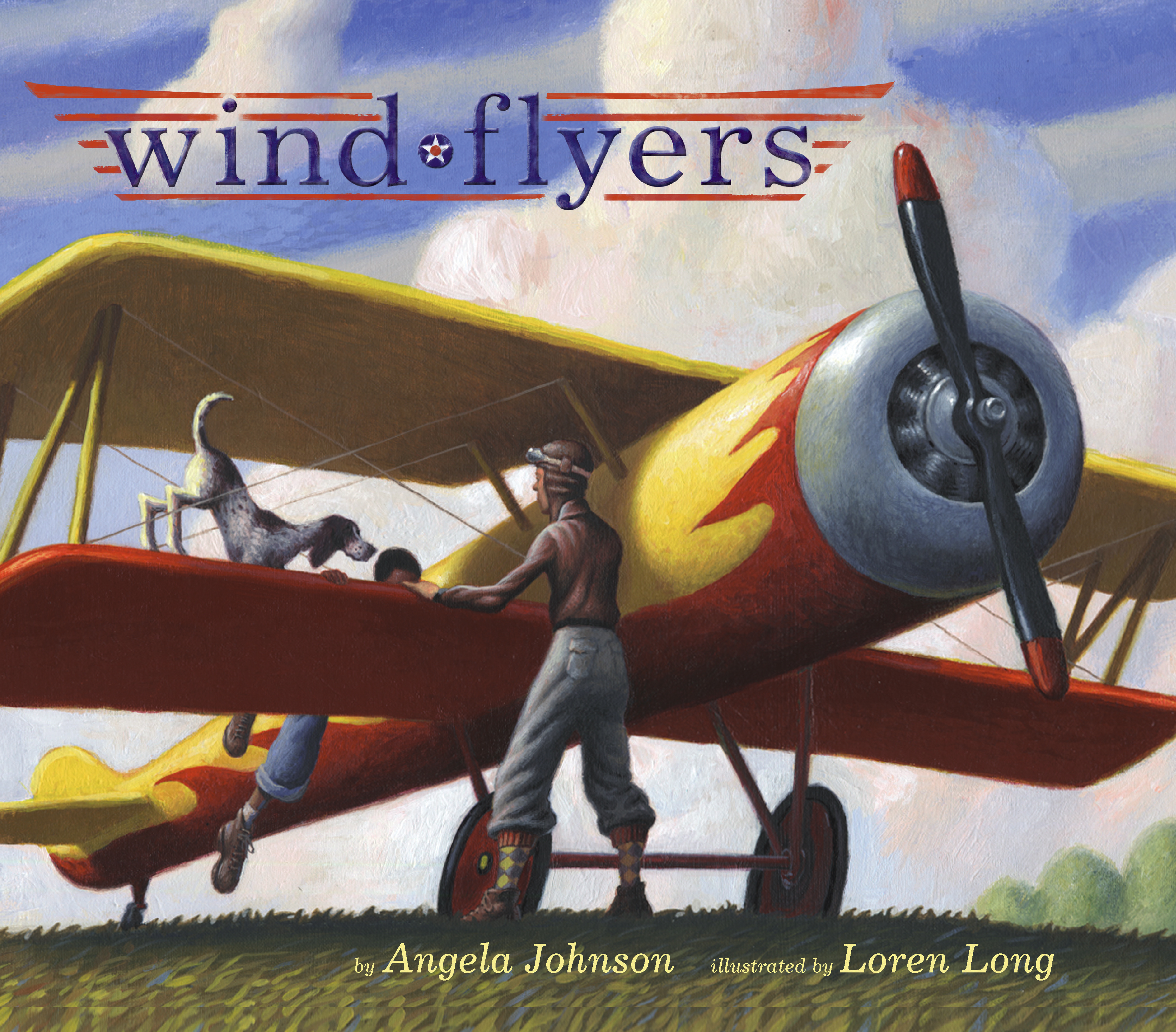 Wind Flyers book cover
