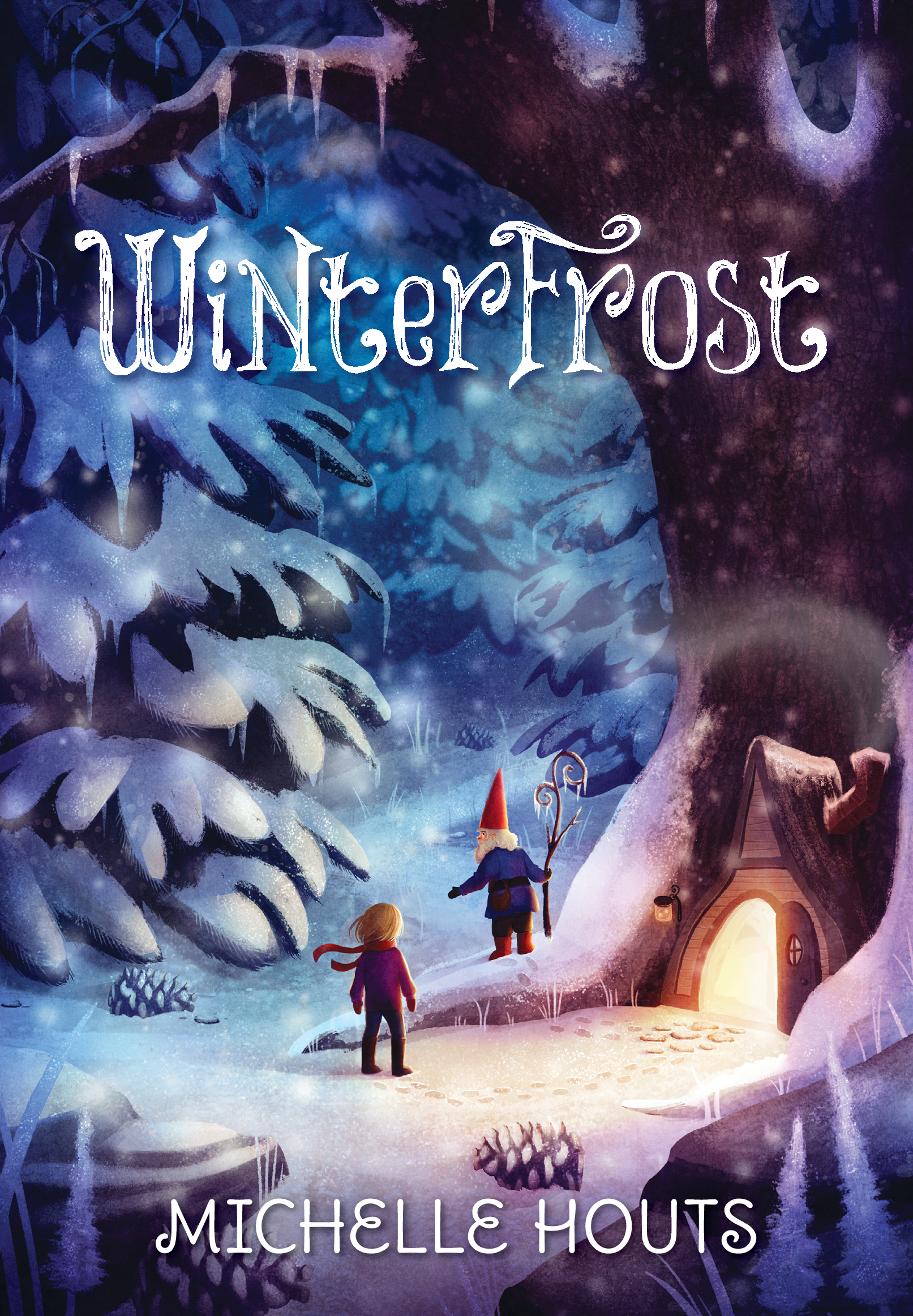 Winterfrost book cover