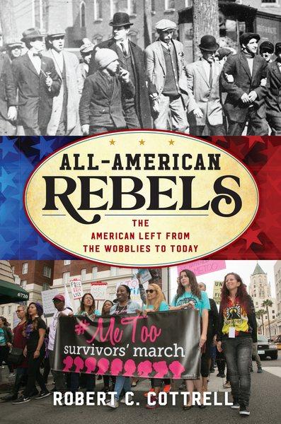 All-American Rebels book cover