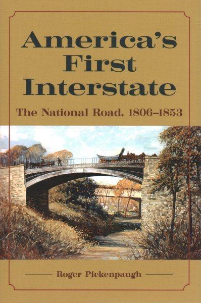 America's first interstate book cover