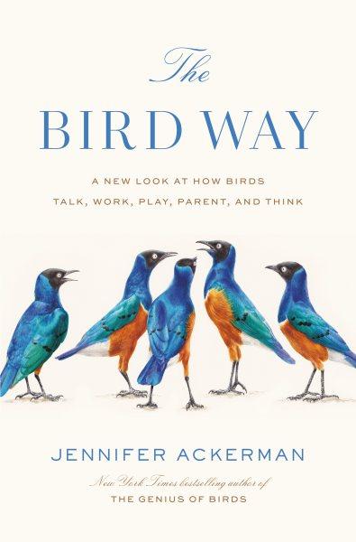 The Bird Way book cover
