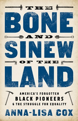 The bone and sinew of the land: America's forgotten black pioneers & the struggle for equality by Anna-Lisa Cox