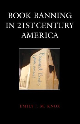 Book cover for Book Banning in 21st Century America