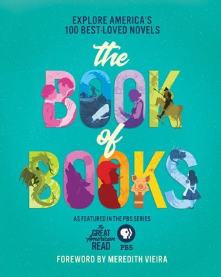 The book of books by foreword by Meredith Vieira; text by Jessica Allen