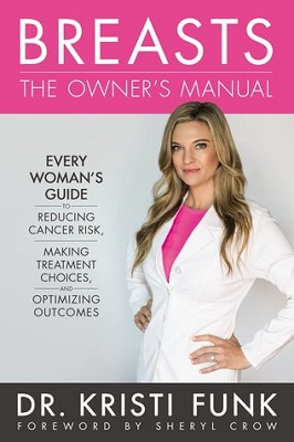 Breasts: the owner's manual: every woman's guide to reducing cancer risk, making treatment choices, and optimizing outcomes by Kristi Funk