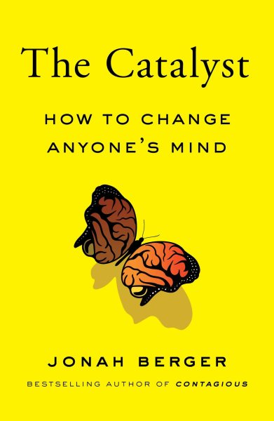 The Catalyst book cover