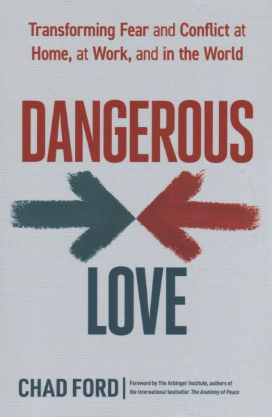 Dangerous Love book cover
