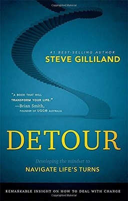 Detour : developing the mindset to navigate life's turns