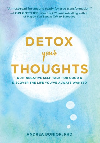 Detox Your Thoughts book cover