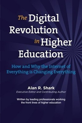 Book cover for The Digital Revolution in Higher Education