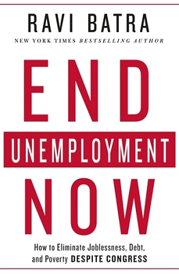 Book cover for End Unemployment Now