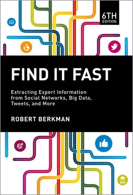 Find it fast : extracting expert information from social networks, big data, tweets, and more