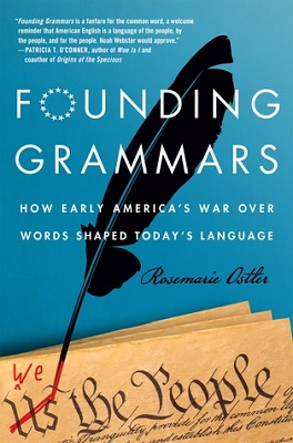 Book cover for Founding Grammars
