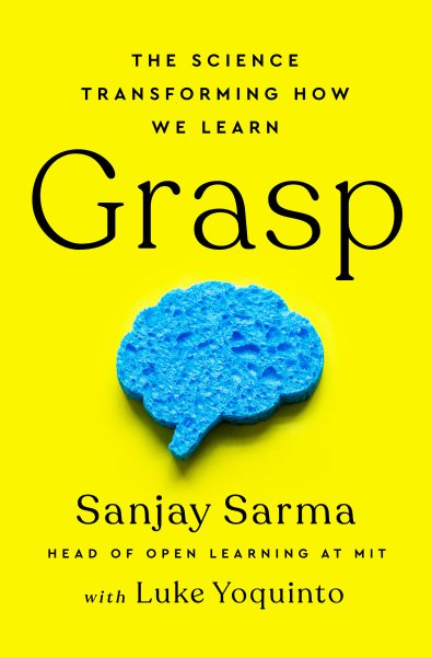 Grasp book cover