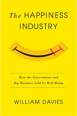Book cover for The Happiness Industry