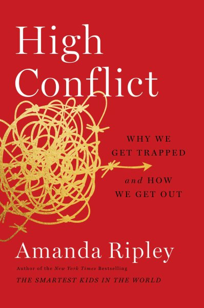 High Conflict book cover