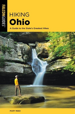 Hiking Ohio: a guide to the state's greatest hikes by Mary Reed