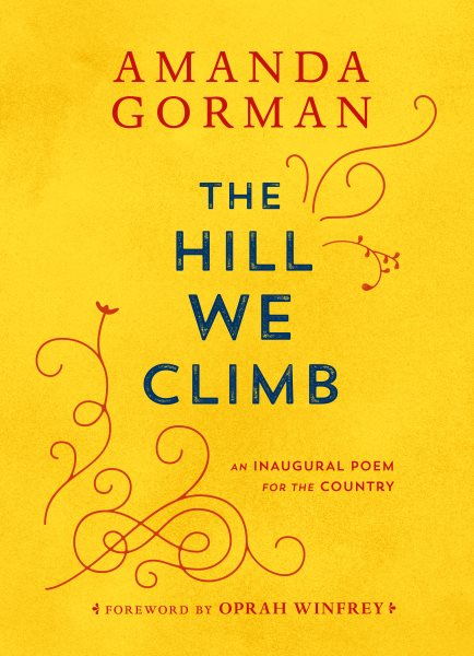 The Hill We Climb book cover