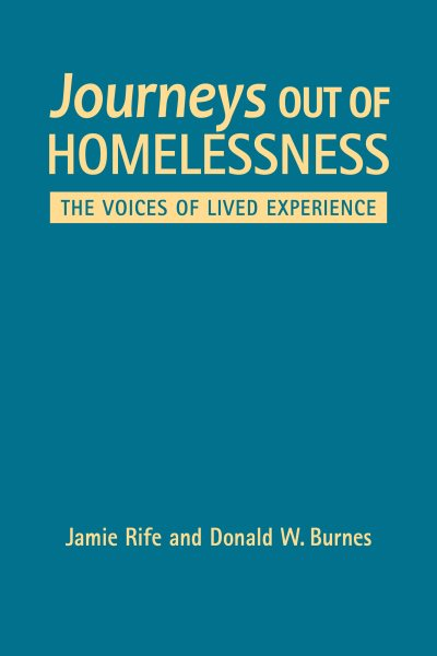 Journeys Out of Homelessness by