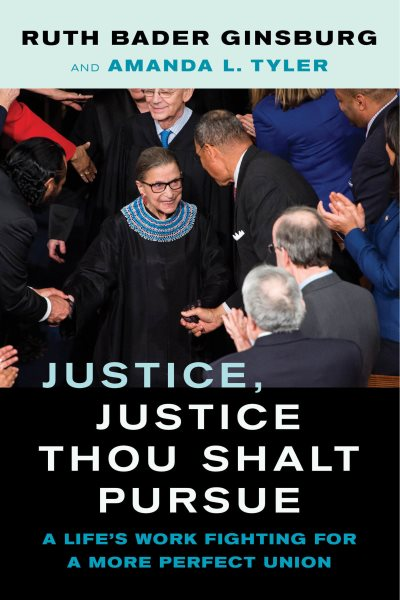 Justice, Justice Thou Shalt Pursue book cover