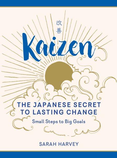 Kaizen book cover