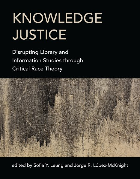 Knowledge Justice book cover