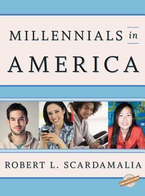 Book cover for Millennials in America