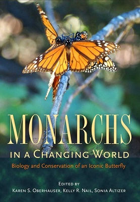 Book cover for Monarchs in a Changing World